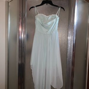 My Michelle Dresses - My Michelle Mint Green Homecoming Dress